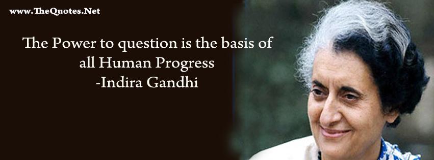 indira gandhi quotes on leadership quotesgram