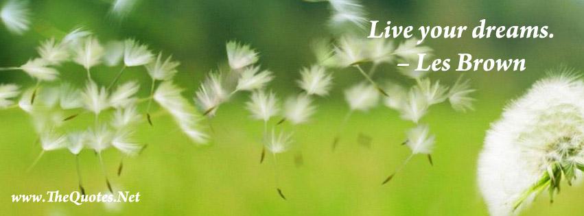 live your dreams by les brown pdf