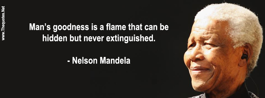 Inspiring Life of Nelson Mandela | TheQuotes.Net - Motivational Quotes