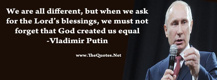 Vladimir Putin On Obama Quotes. QuotesGram