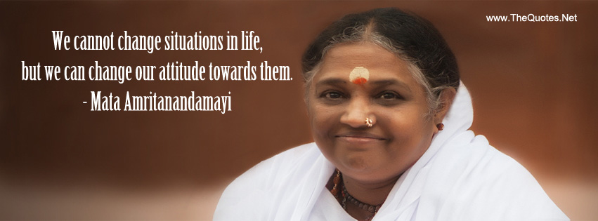 Quote Facebook Covers Mata Amritanandamayi Q...