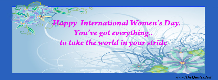 Women's Day Quotes | TheQuotes.Net - Motivational Quotes