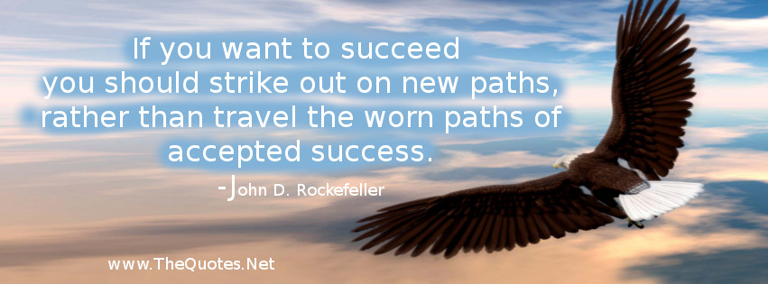 John D Rockefeller Quotes Thequotes Motivational Quotes
