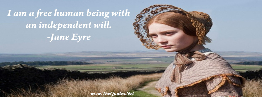 Facebook Cover Image Jane Eyre Quotes TheQuotesNet Simple Quotes Jane Eyre