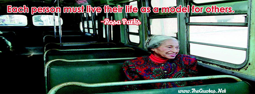 Rosa Parks Quotes TheQuotesNet Motivational Quotes Enchanting Rosa Parks Quotes