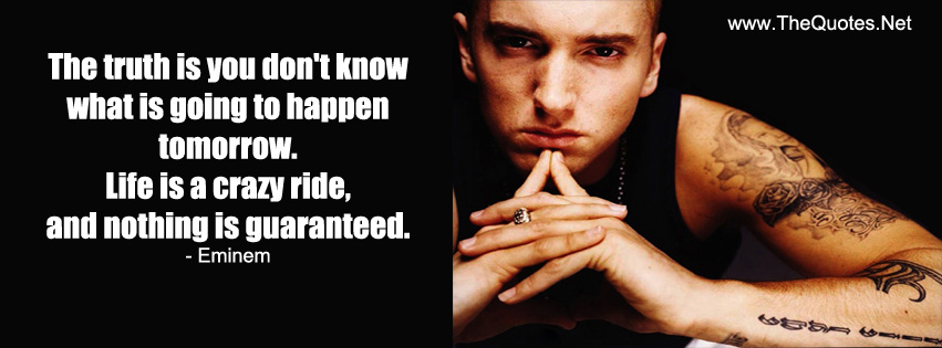 Eminem Quotes Thequotes Net Motivational Quotes