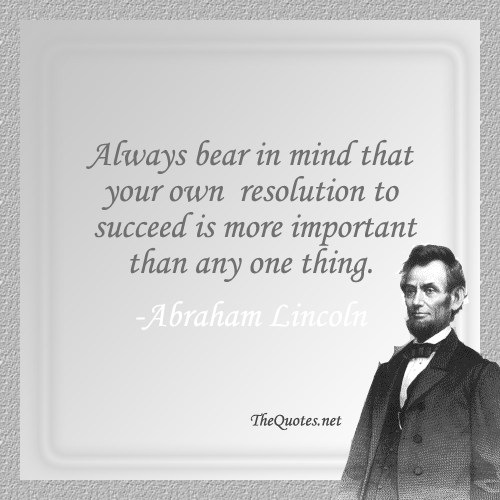 Abraham Lincoln Quotes Image Page 2 Thequotes Net