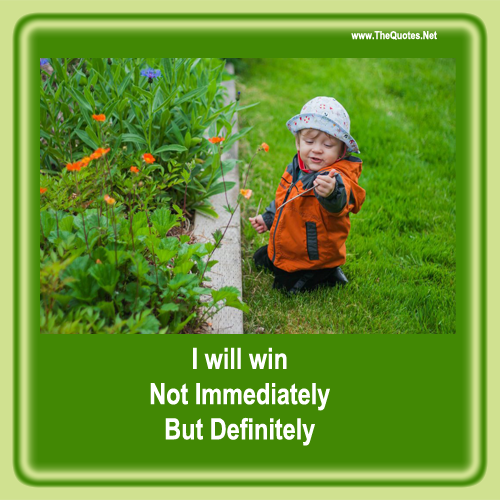 i will succeed not immediately but definitely - photo #19