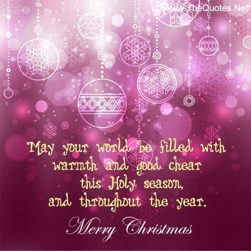 Christmas Greeting Cards And Quotes Wish You A Merry Christmas!